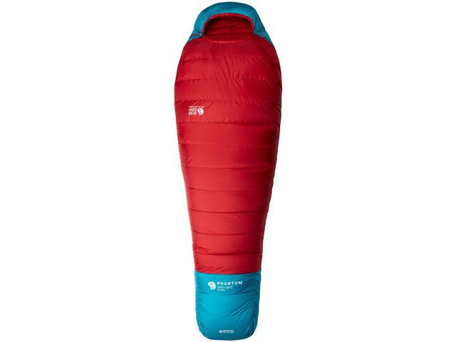 Mountain Hardwear Phantom Gore-Tex Sac de couchage -18°C Long, alpine red